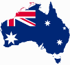Flag-Map-of-Australia-nmarrigo-wines-icon