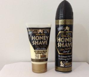 honey shave 2