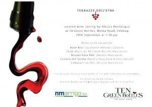 terrazze event