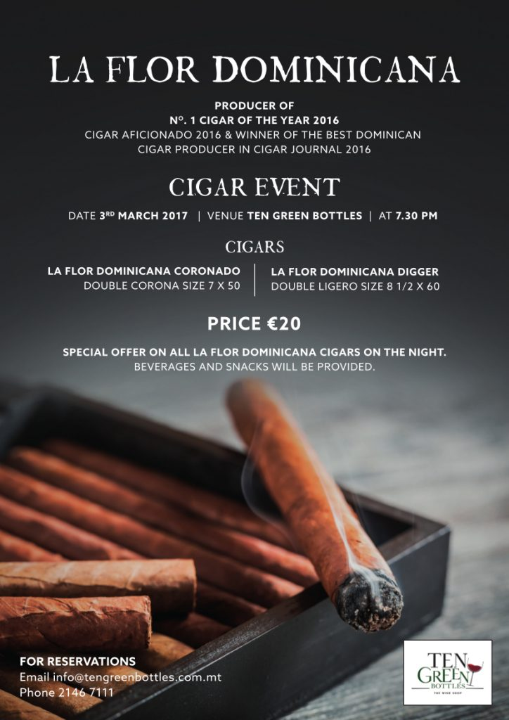 La-flor-dominicana-cigar-event-malta-March-2017