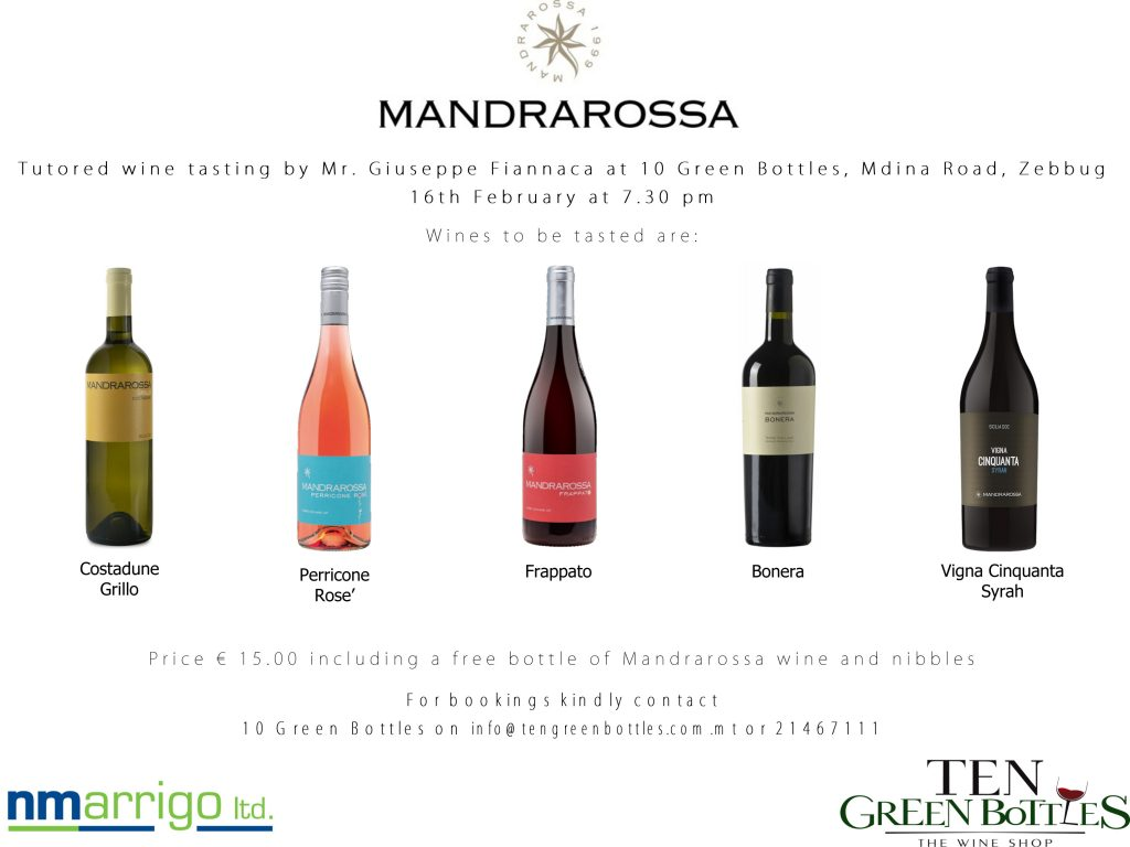Mandrarossa-Tutored-Wine-Tasting