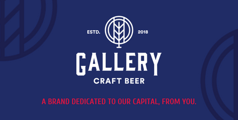 Gallery craft beer Valletta 2018