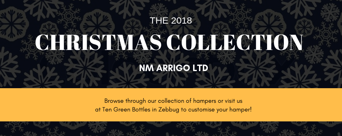 Christmas hampers 2018