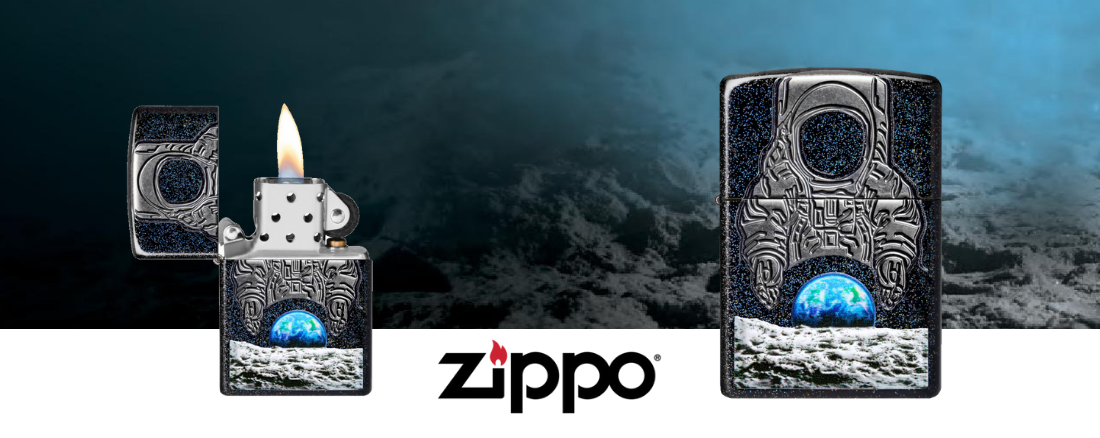Zippo collectable- 50 years anniversary of Apollo mission