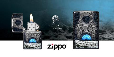 Zippo 50th anniversary apollo mission