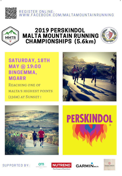 Perskindol Malta Mountain National Championships 2019