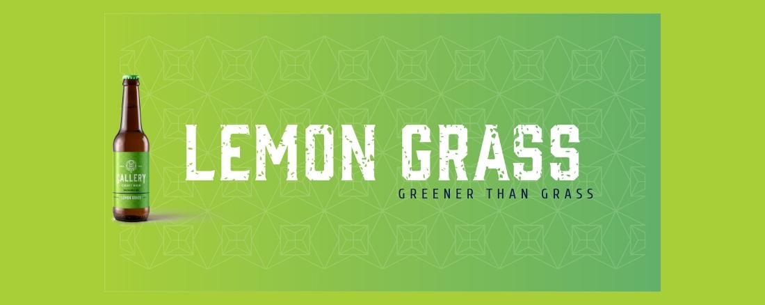 Lemon Grass Gallery beer